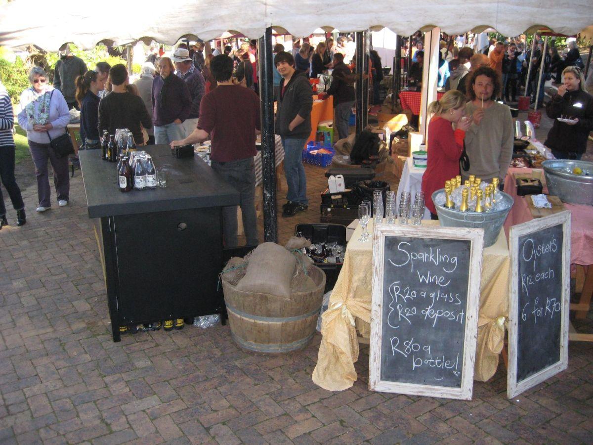 Huwelijksreis deel II: Stellenbosch