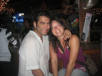 Bezweet in Mambo Beachclub Curaçao