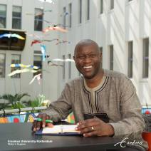 """""""As an ISS alumnus I've been able to make significant steps in my career in Uganda"""""""